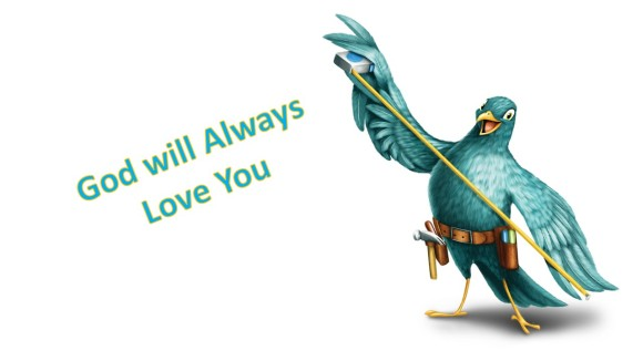 God will Always Love You